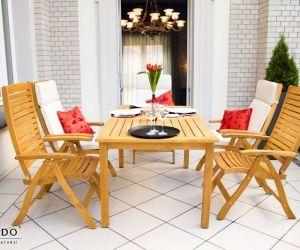 nowoczesne meble tarasowe warszawa