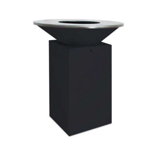 GRILL OGRODOWY OFYR CLASSIC BLACK 100-100